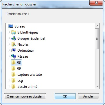 dossier image convertir wordpress
