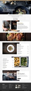 theme wordpress restaurant