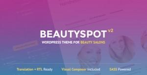 themes wordpress cosmétique beautyspot