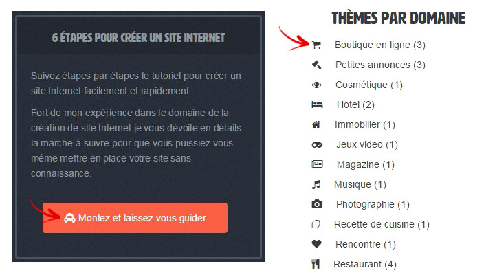 comment ajouter icone wordpress bootstrap awesome