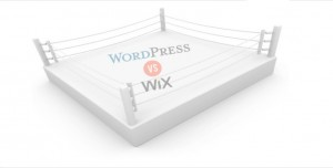 creer un site avec wordpress ou wix