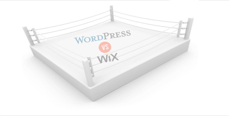 creer un site avec wordpress ou wix