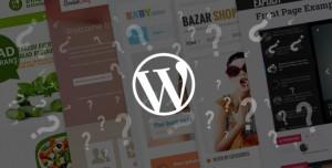 Choisir un thème WordPress
