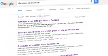 optimiser indexation wordpress seo serp