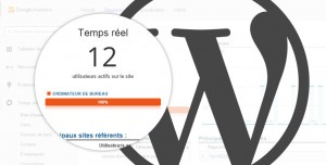 statistiques trafic analytics wordpress