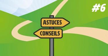 conseil et astuce wordpress 6