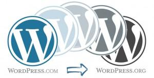 migrer transférer wordpress com wordpress org