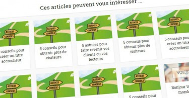plugin wordpress post article similaire identique