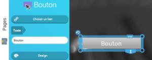 Ajouter un bouton sur son site avec SiteW