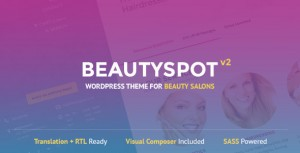 themes wordpress cosmétique beautyspot