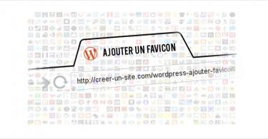 comment ajouter un favicon wordpress