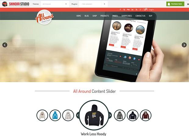 créer une boutique en ligne magnifique wordpress