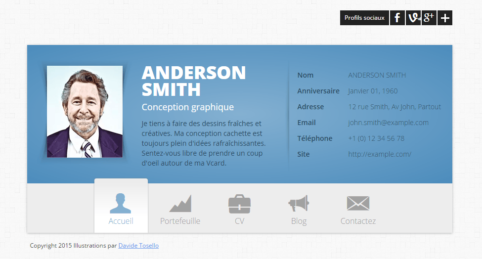 th u00e8mes wordpress pour site portfolio  cv  cr u00e9ation en ligne