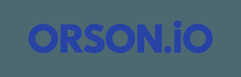 Orson.io éditeur de site web